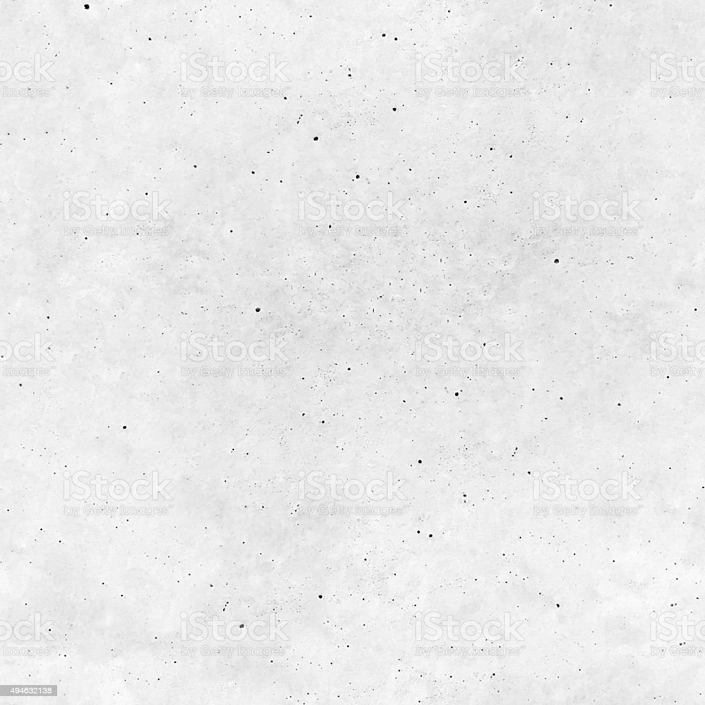 Seamless dirty textured polluted light gray concrete block wall background stock photo