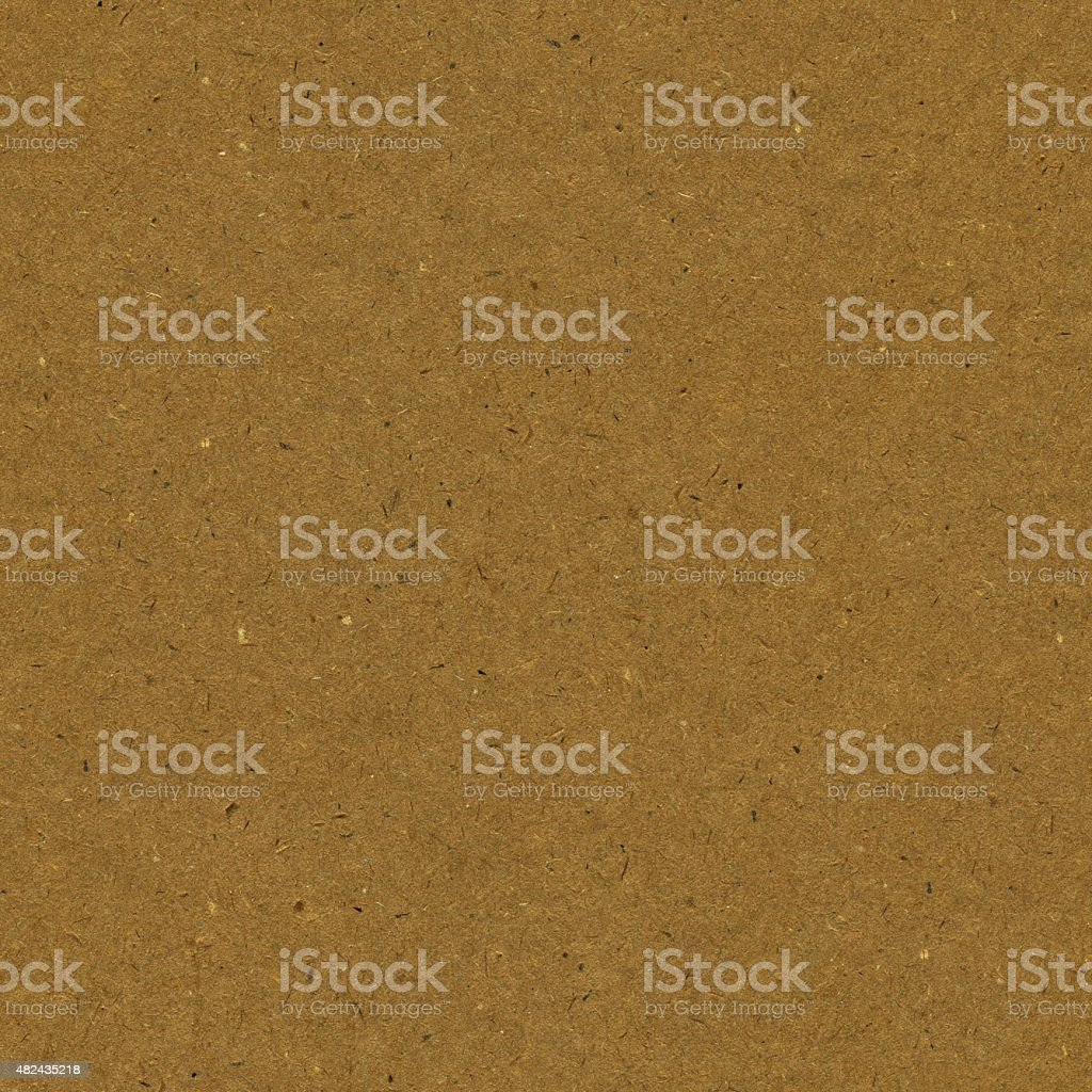 Seamless distinct brown wooden panel with flat pollution - background stock photo