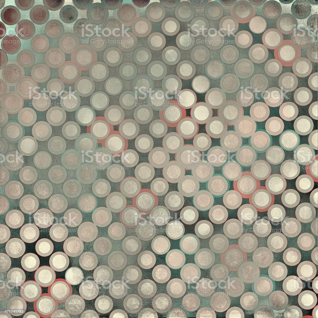 Seamless Dots Grunge Background royalty-free stock photo