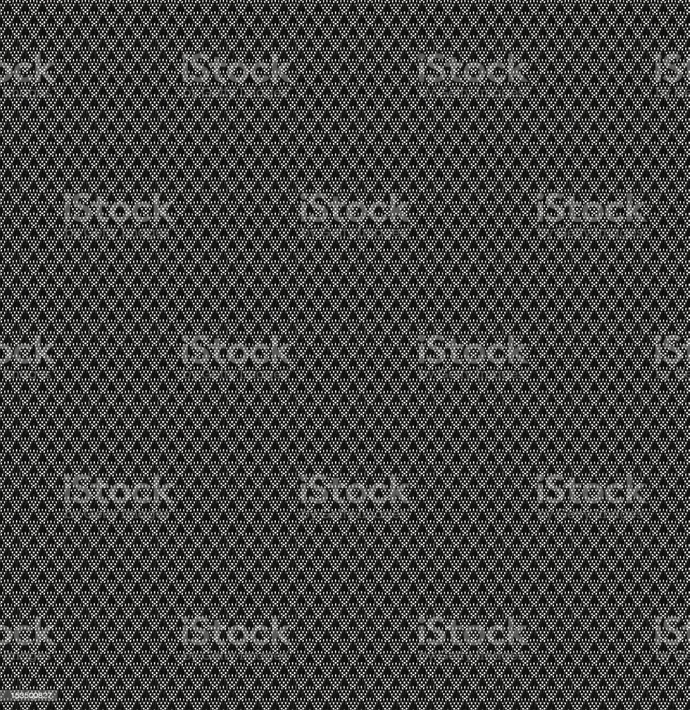 seamless fabric background, modern design, black and white royalty-free stock photo