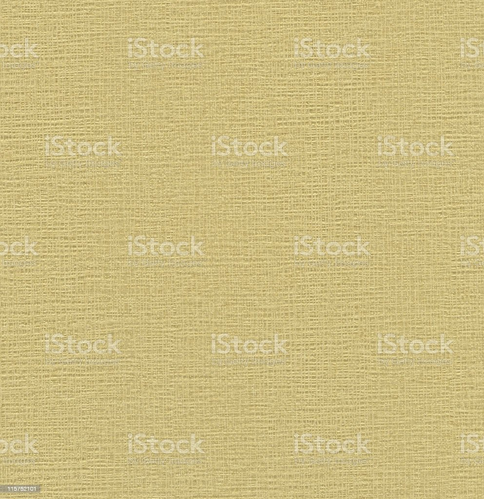 Seamless flax-textured metallized paper background royalty-free stock photo