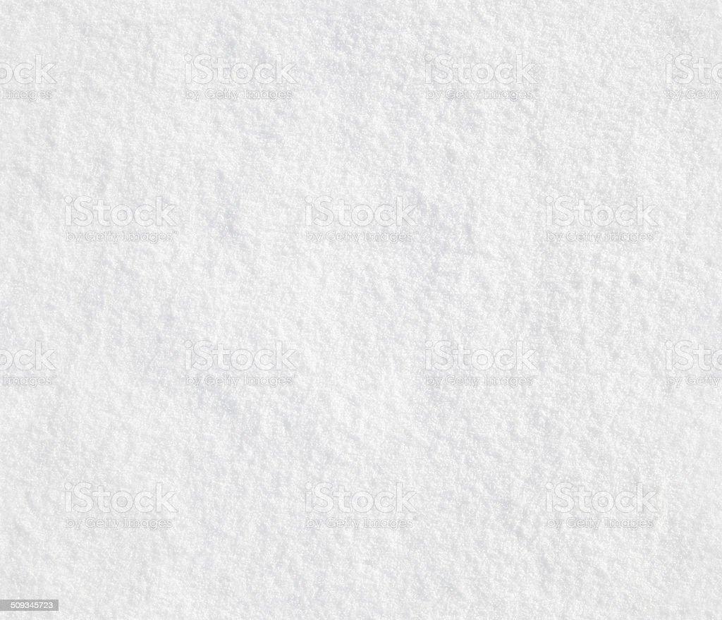 Seamless fresh snow background stock photo