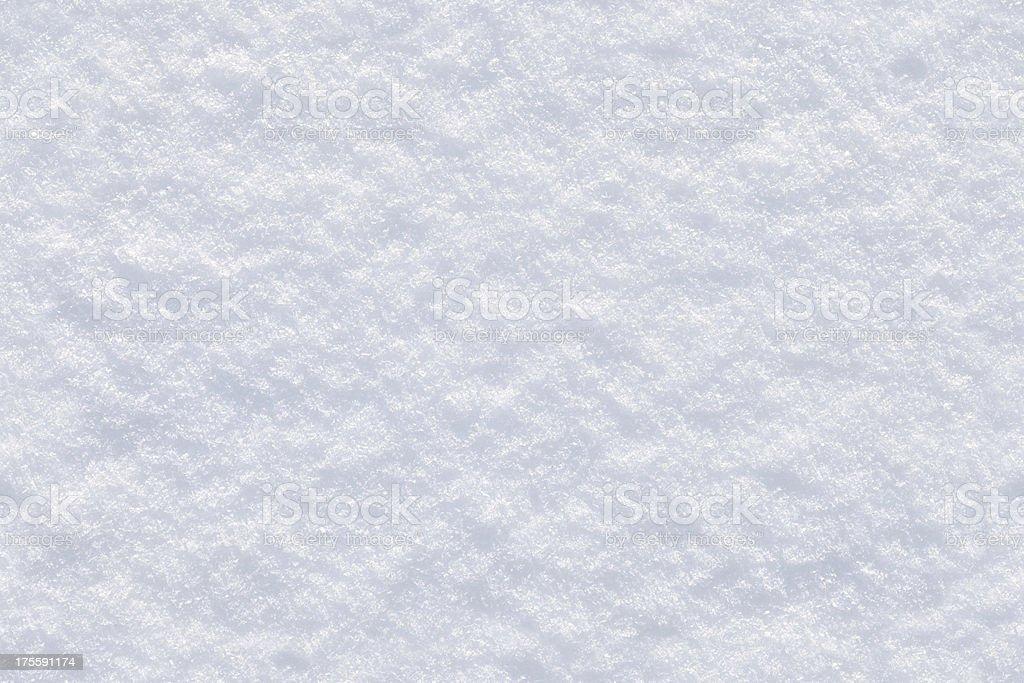 Seamless fresh snow royalty-free stock photo