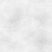 Seamless fresh unfinished worn polished white cement - concrete background