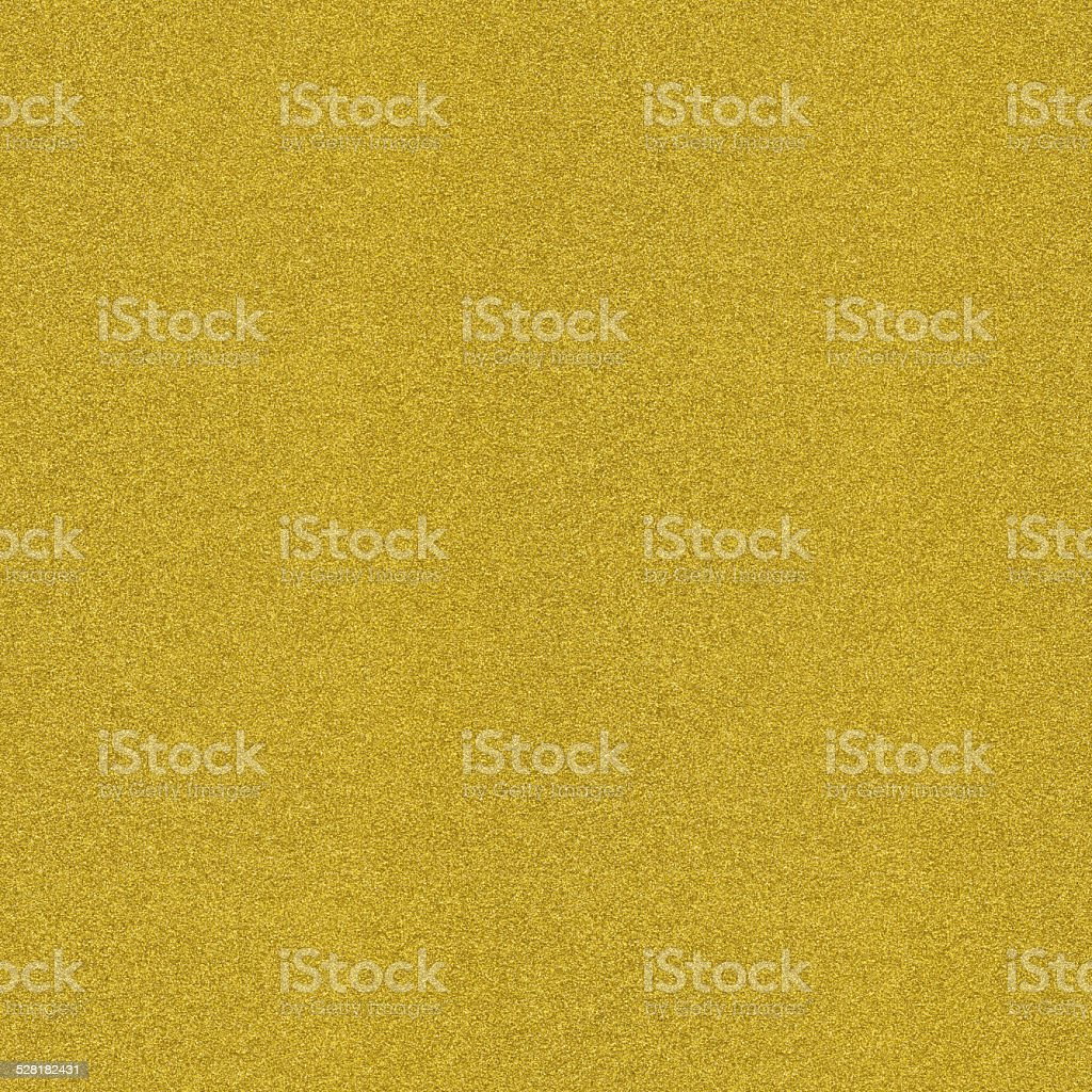 seamless gold colored glitter surface stock photo