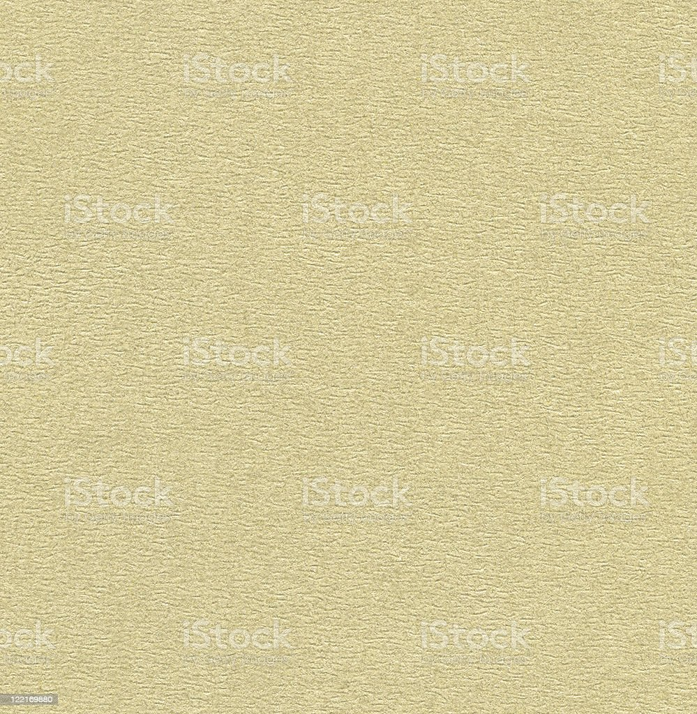 Seamless gold metallized paper background stock photo