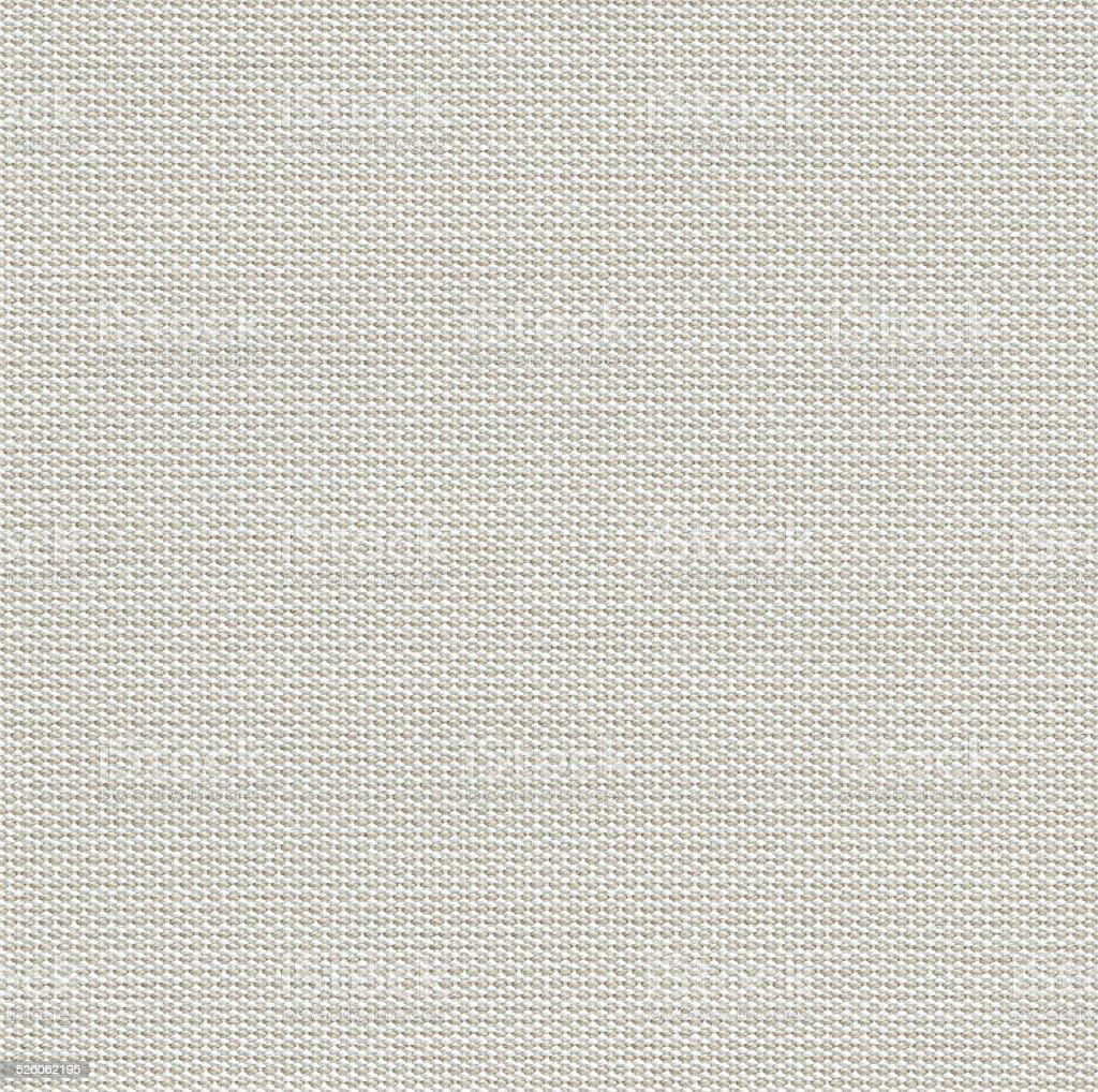Seamless gray canvas background stock photo