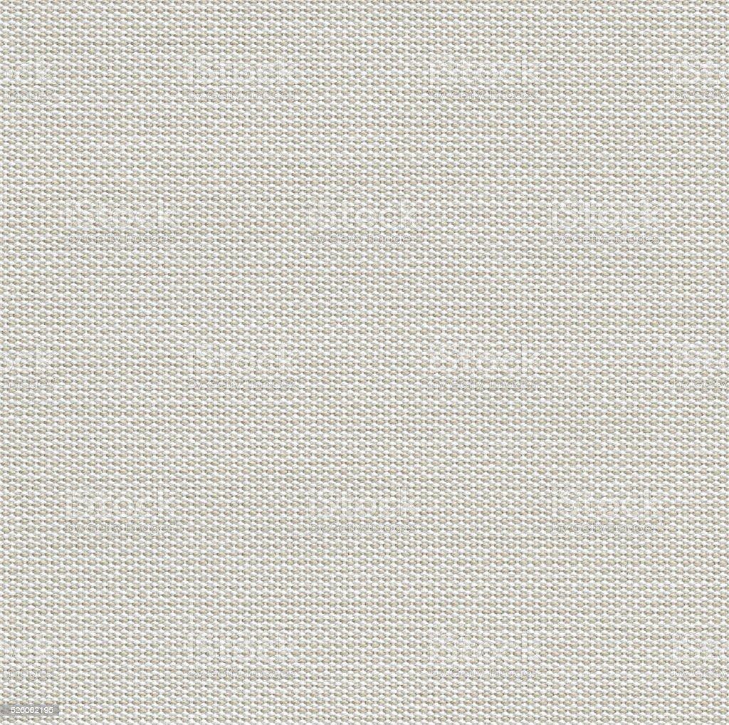 Seamless gray canvas background stock photo