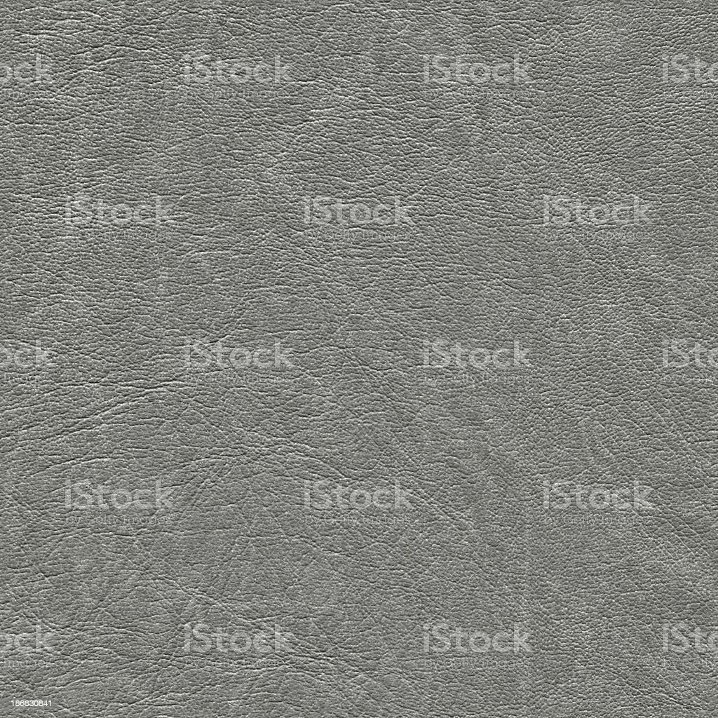 Seamless gray leather background royalty-free stock photo
