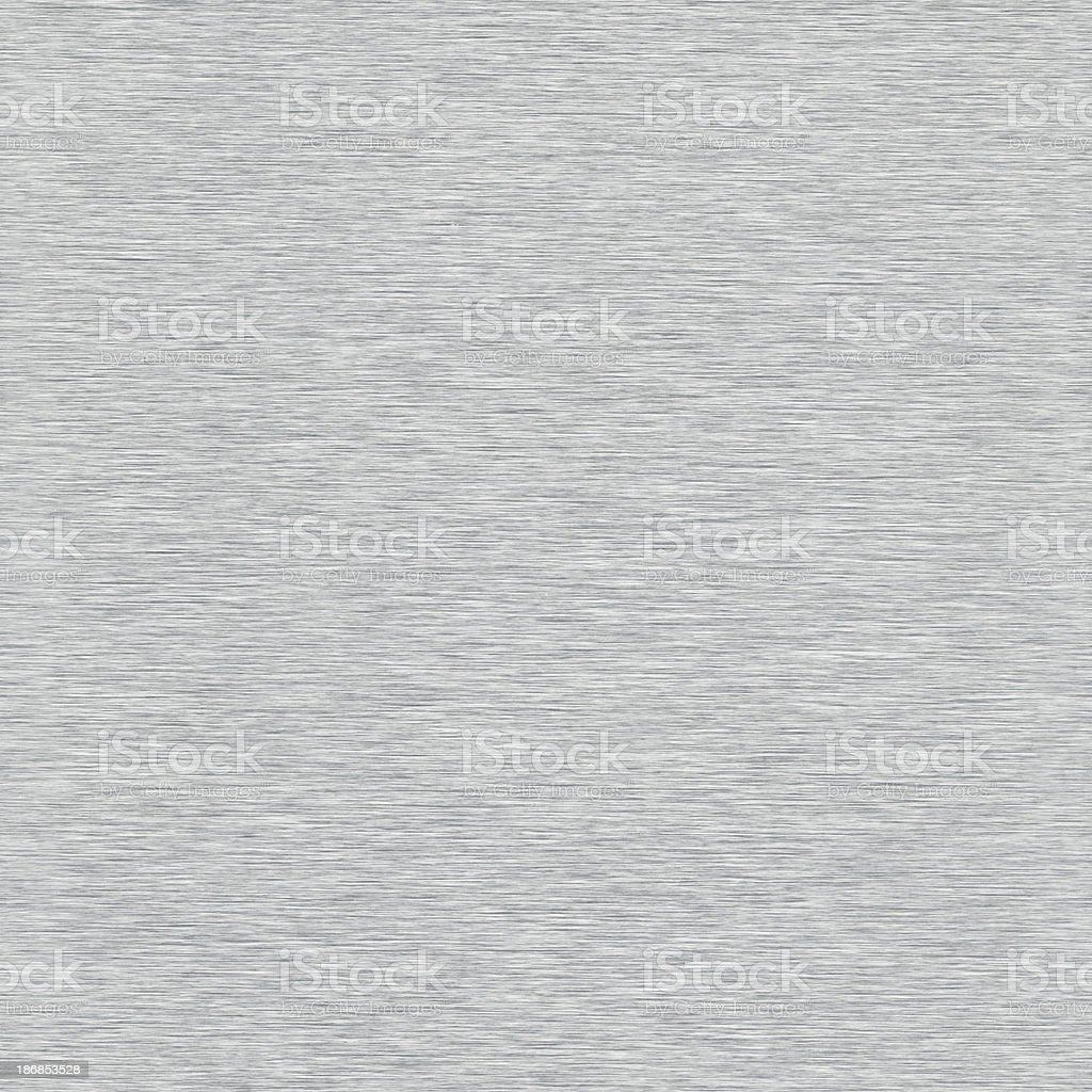 Seamless gray metal background stock photo
