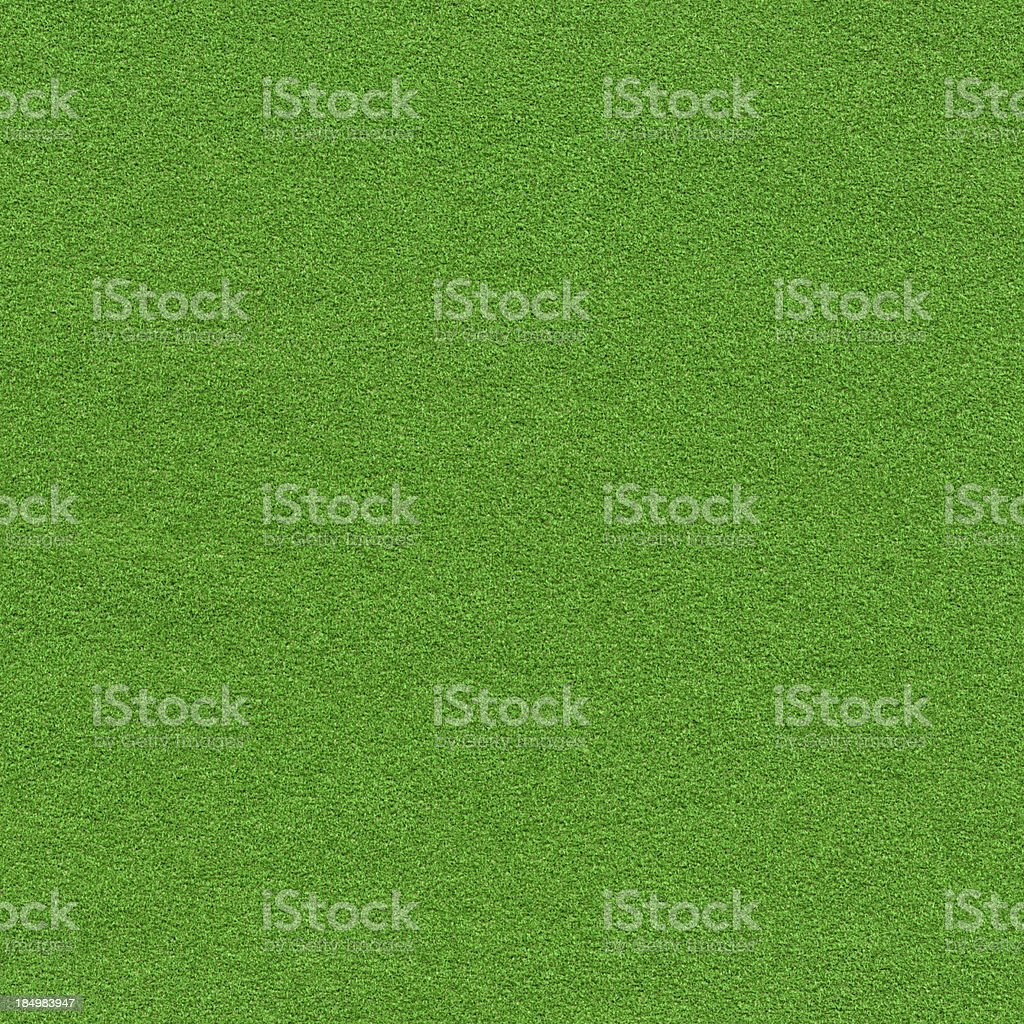 Seamless green felt stock photo