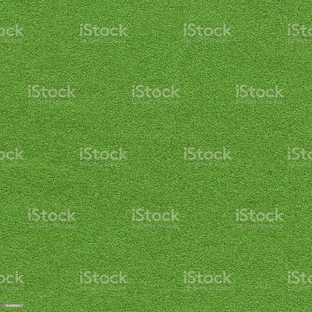 Seamless green felt background stock photo