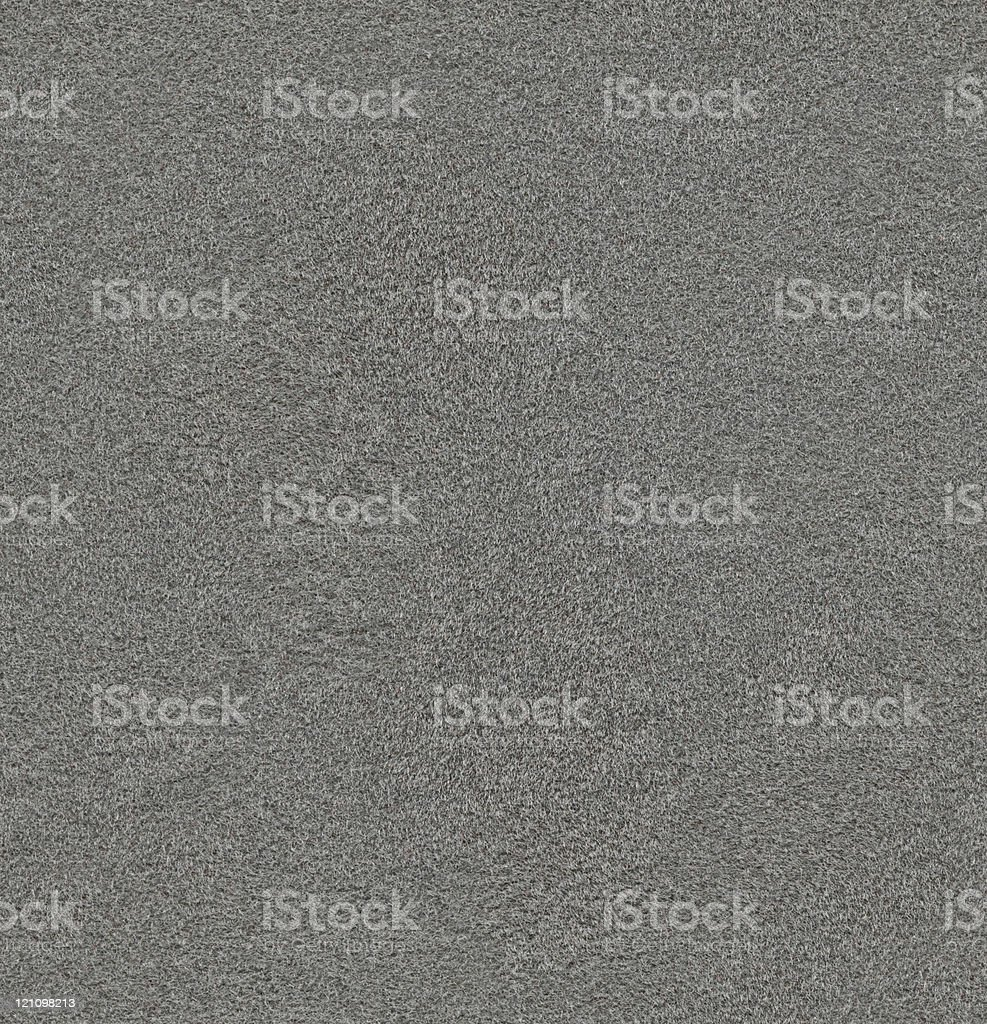 Seamless grey felt surface stock photo