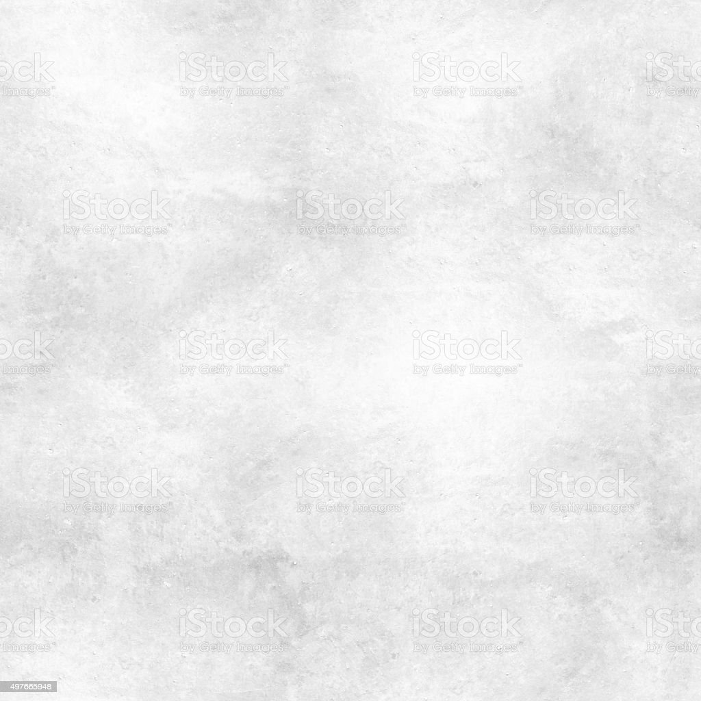 Seamless hand painted blurred flat light gray concrete wall structure stock photo