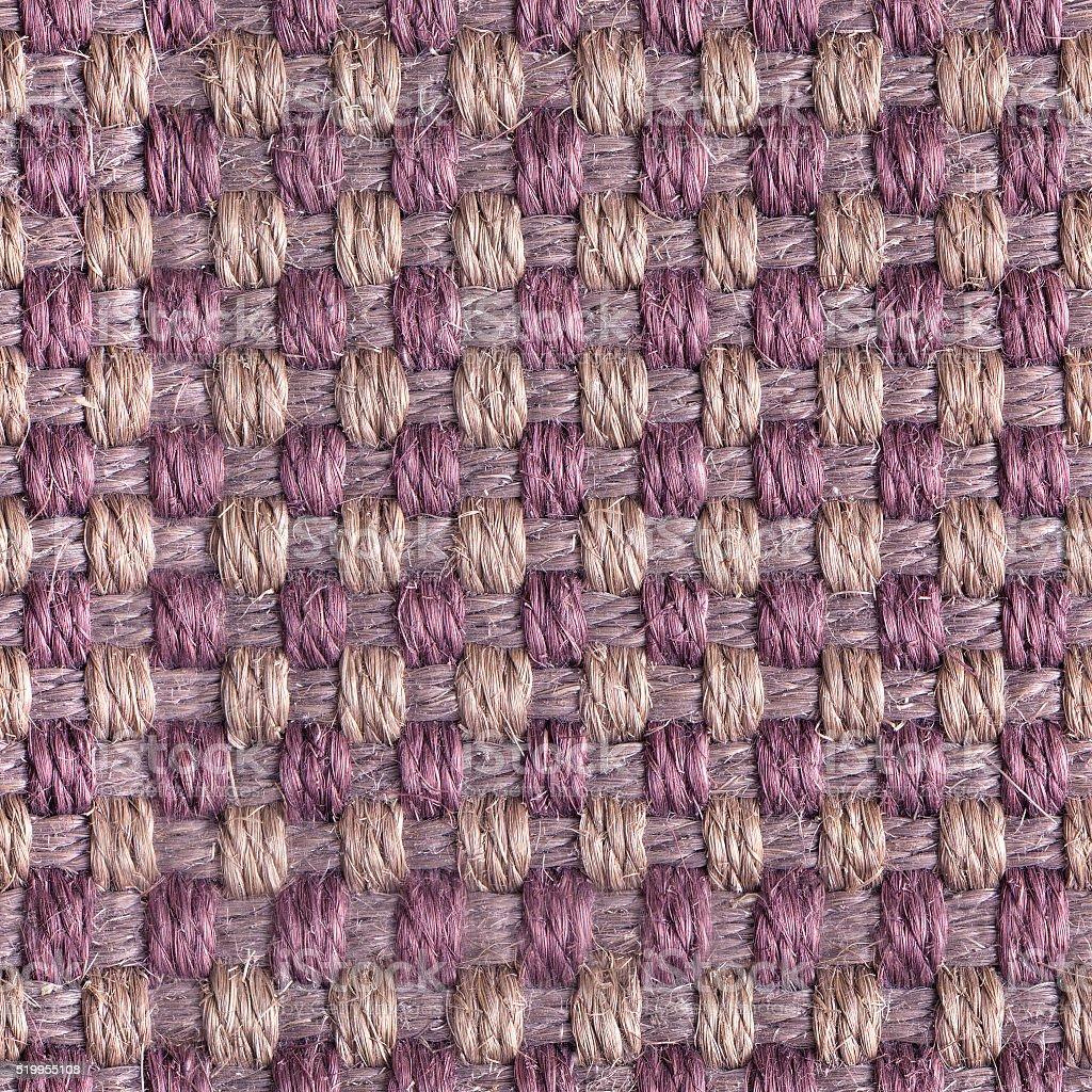 seamless image of sisal rug stock photo