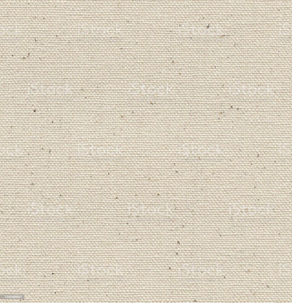 Seamless linen canvas background stock photo