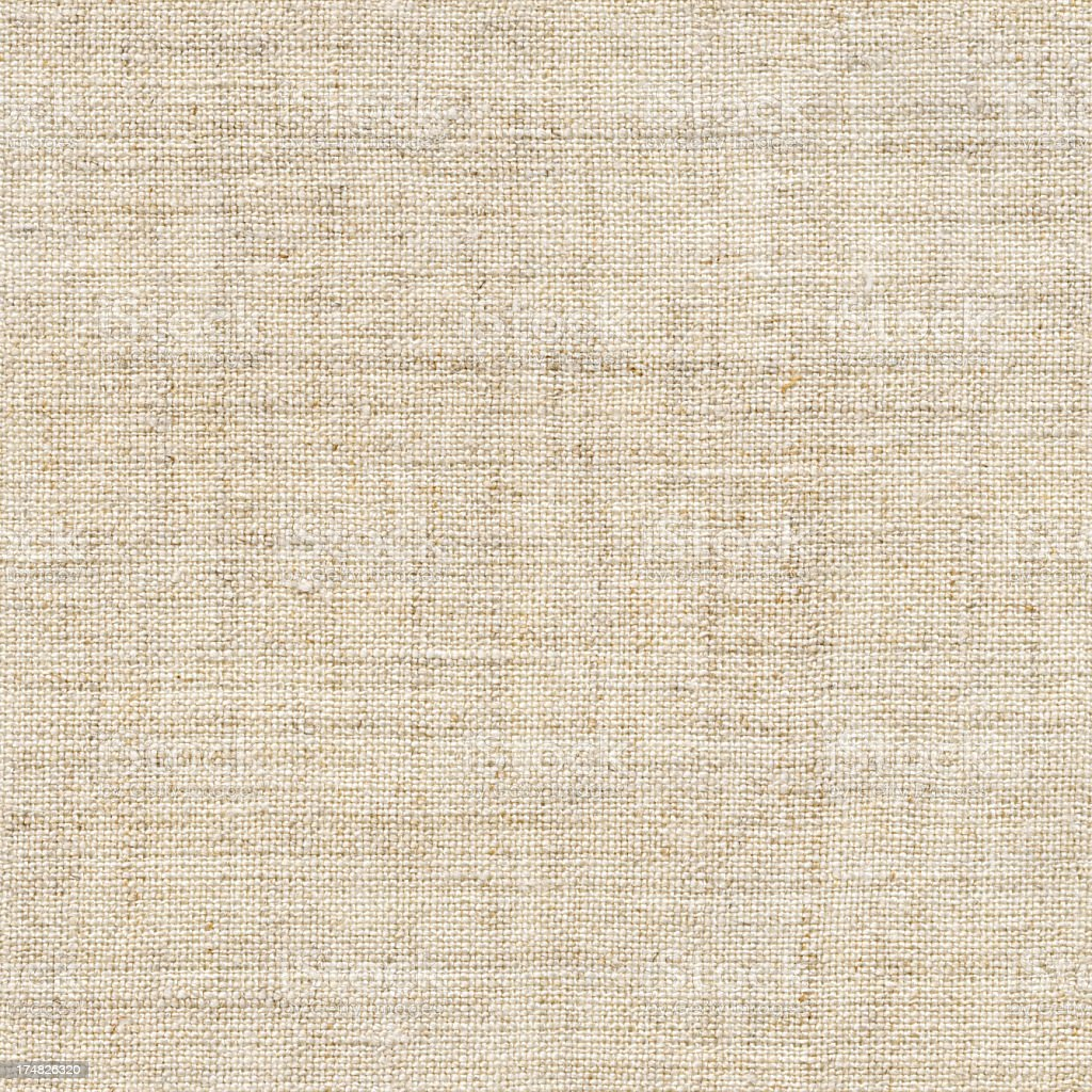 Seamless linen canvas background royalty-free stock photo