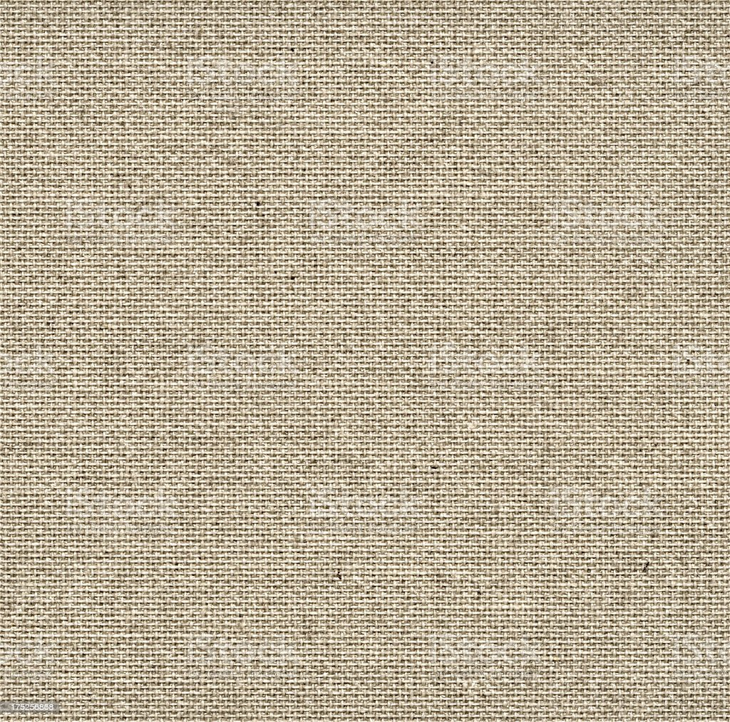 Seamless linen canvas stock photo