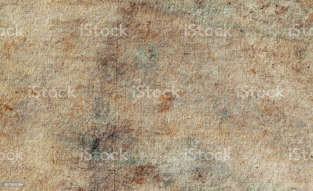 Seamless linen canvas texture stock photo