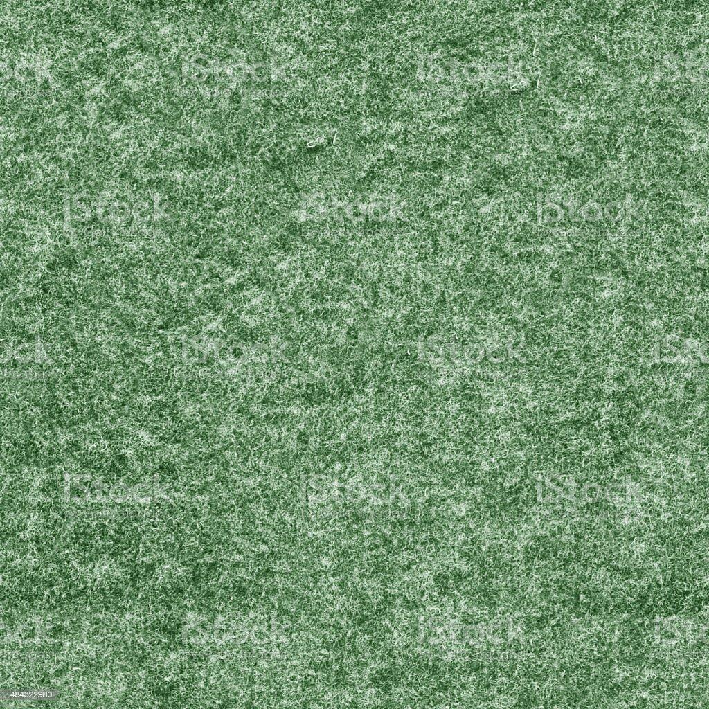 Seamless meshy hairlike slimy green rug fabric texture stock photo
