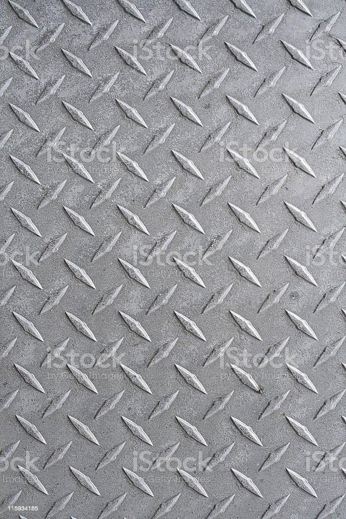 Seamless metal pattern background stock photo