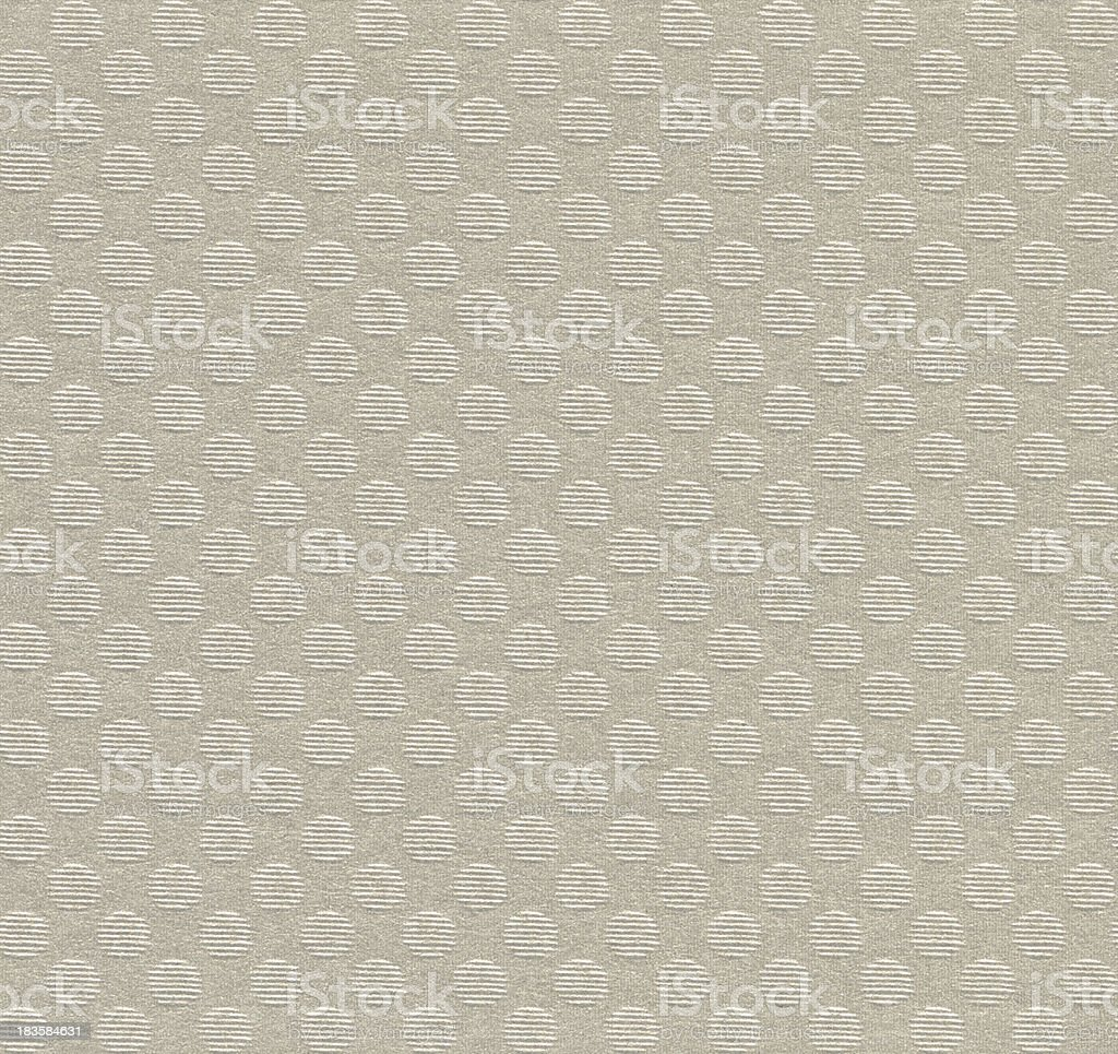 Seamless metallized paper background royalty-free stock photo
