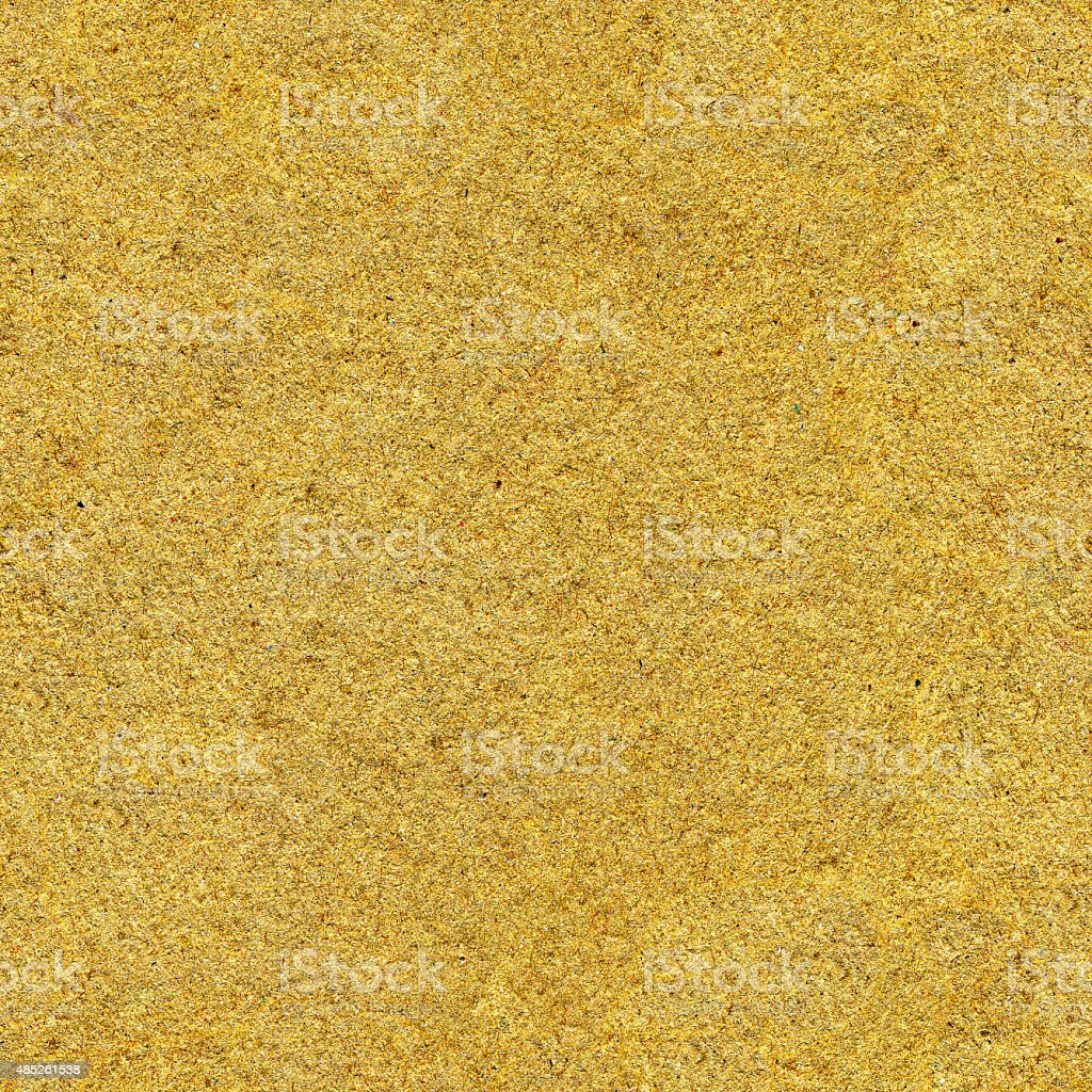 Seamless modern harsh messy grainy gold square paper background texture stock photo