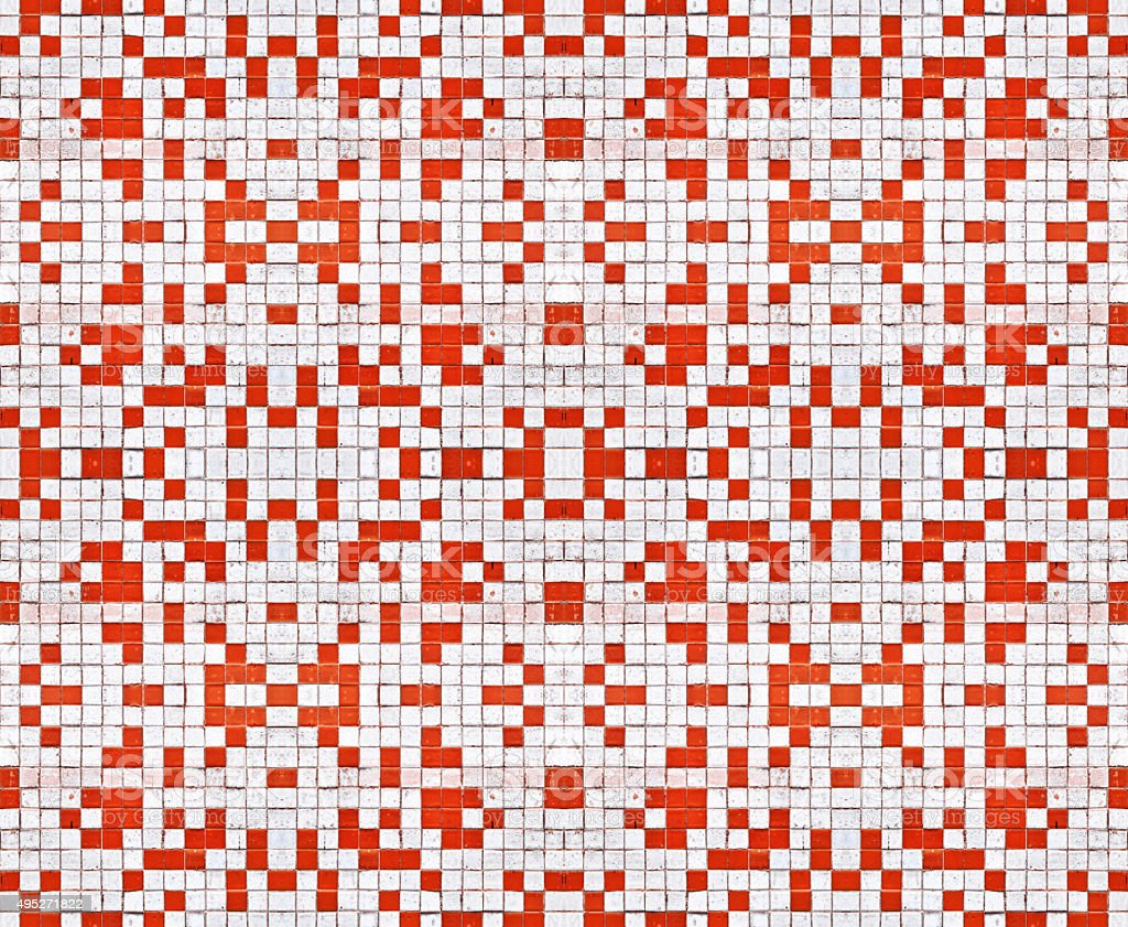 Seamless Mosaic Texture/Background (308.36 MP) stock photo