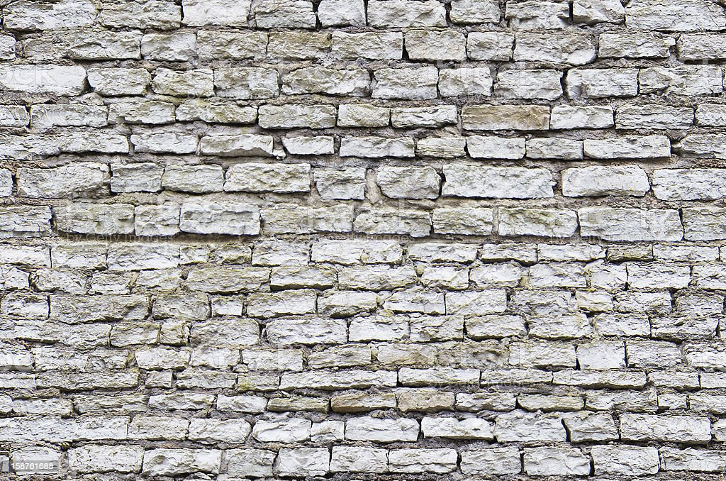 Seamless old stone texture. stock photo