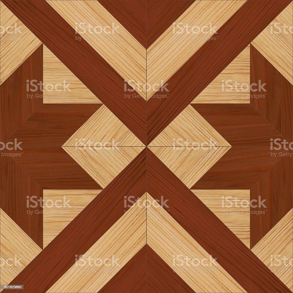 Textura de parquet sem costura foto royalty-free