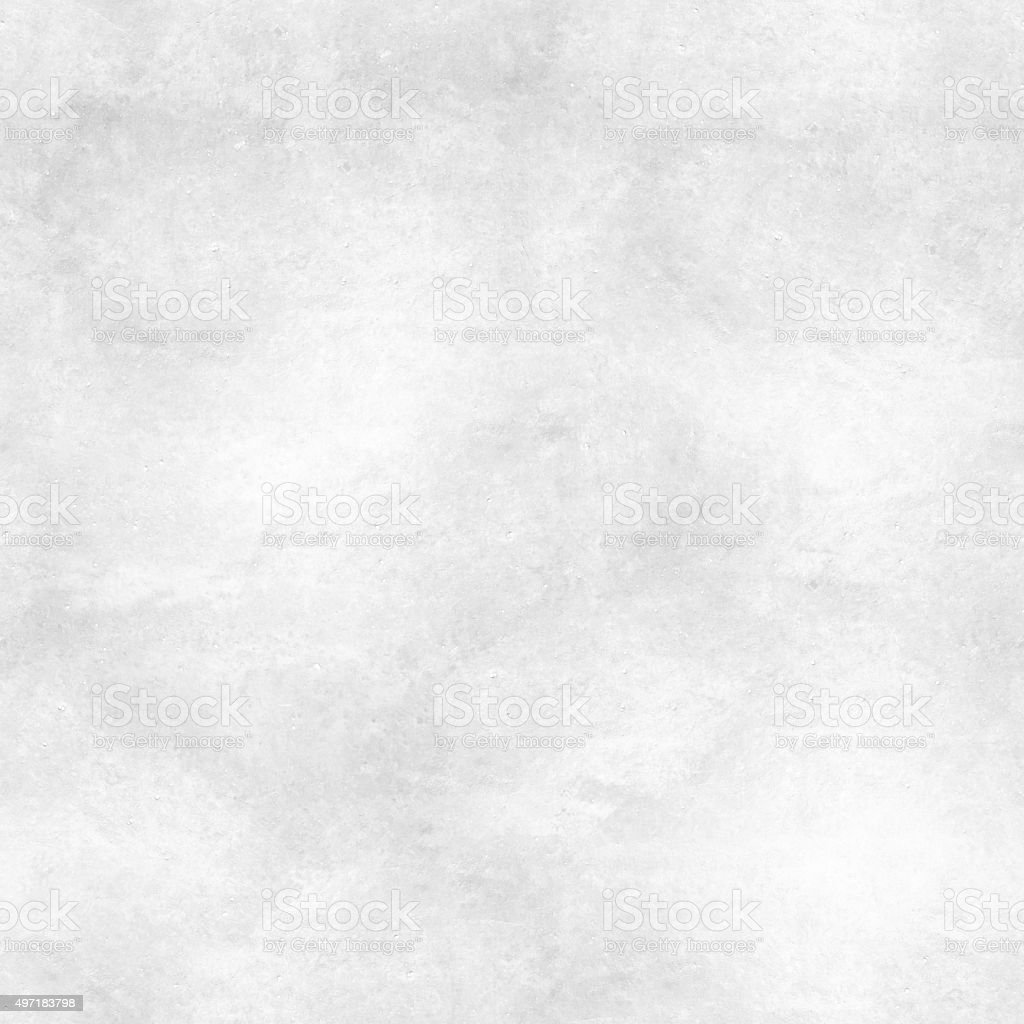 Seamless plain polished modern white beton background  with gradient transitions stock photo