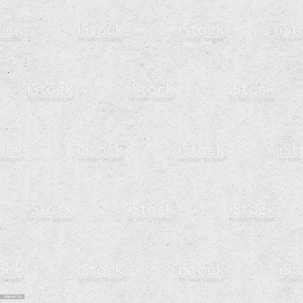 Seamless raw recycled imperfect light gray handmade paper card background stock photo
