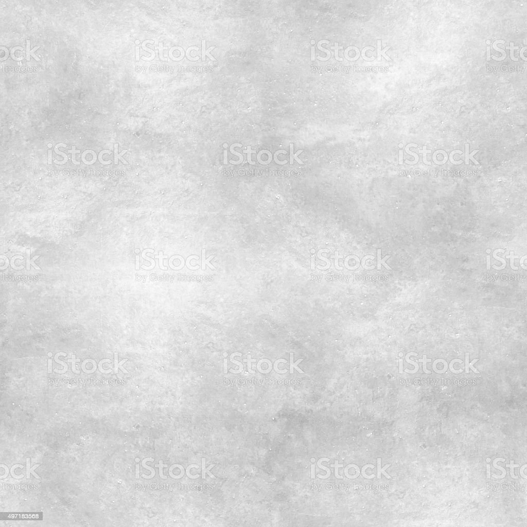 Seamless raw uneven uncut polished light gray concrete background texture stock photo