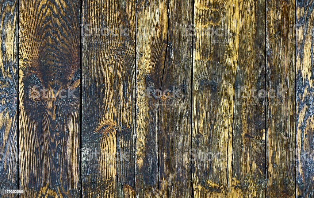 Seamless Reclaimed Wood royalty-free stock photo