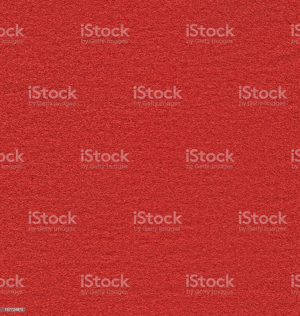 Seamless red felt background stock photo