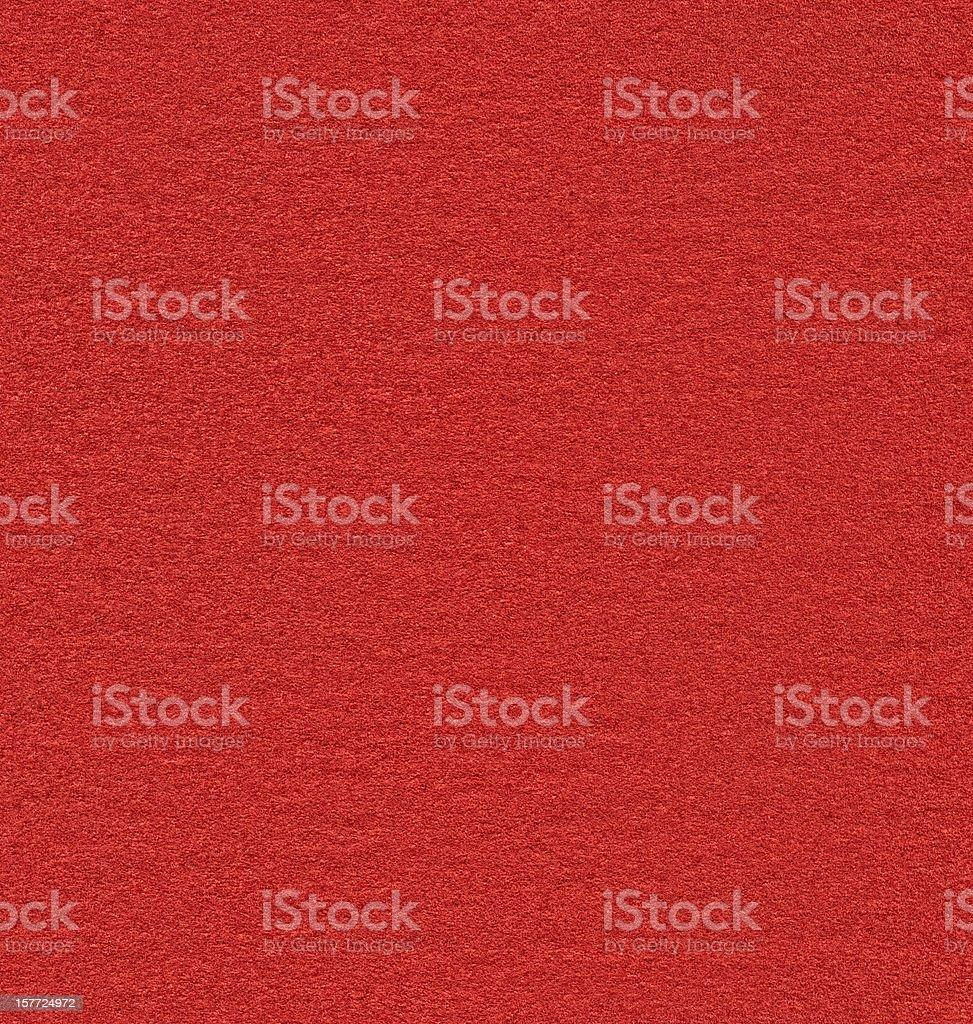 Seamless red felt background stock photo
