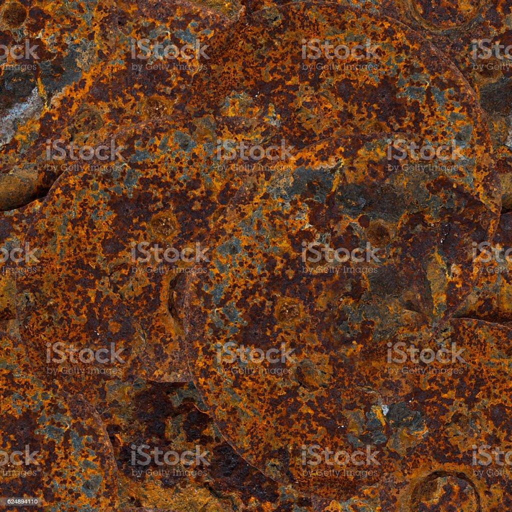 seamless repeatable rust background stock photo