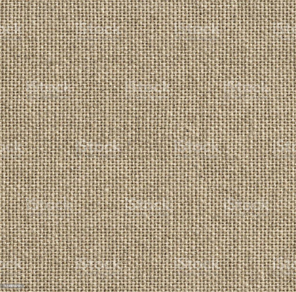 Seamless sackcloth background royalty-free stock photo