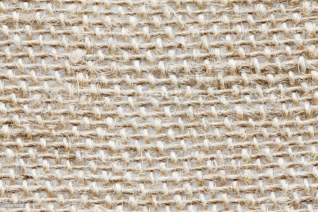 Seamless sackcloth royalty-free stock photo