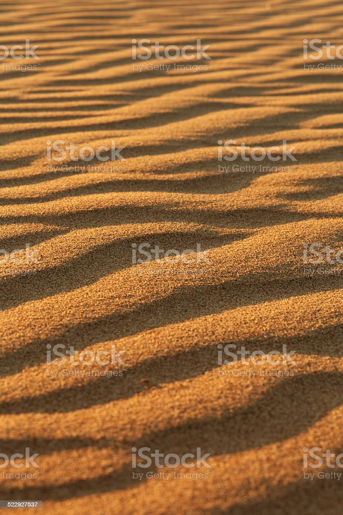Seamless sand stock photo