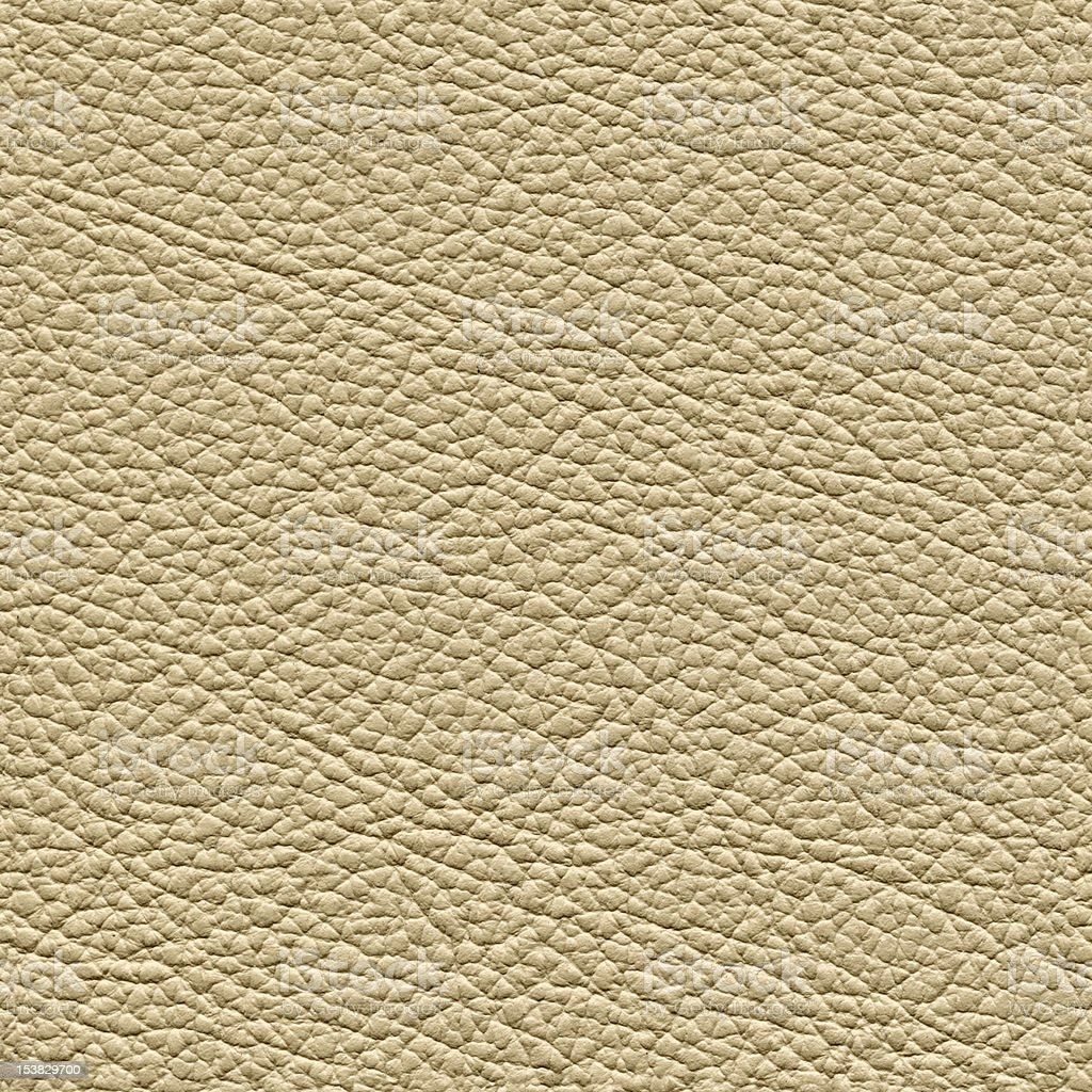 Seamless sandy brown leather background royalty-free stock photo