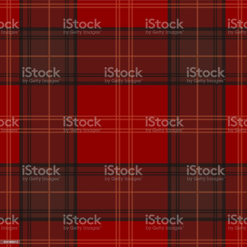 Seamless scotch pattern stock photo