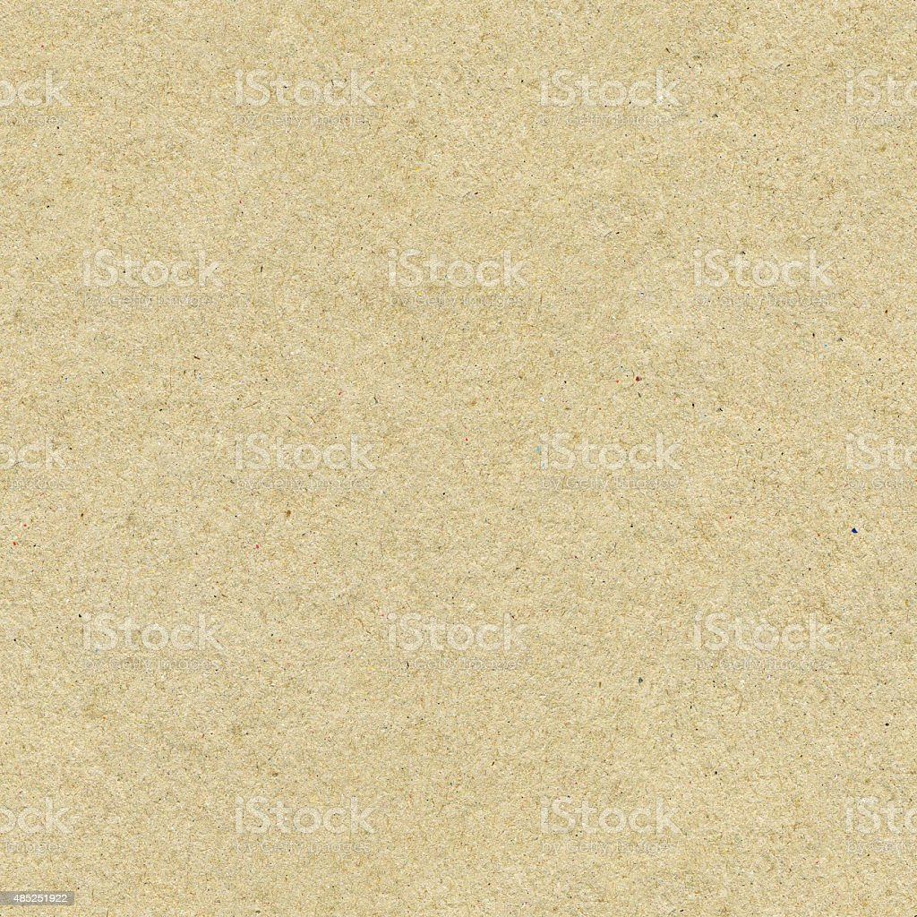 Seamless slightly rough light beige high detailed sand paper background stock photo