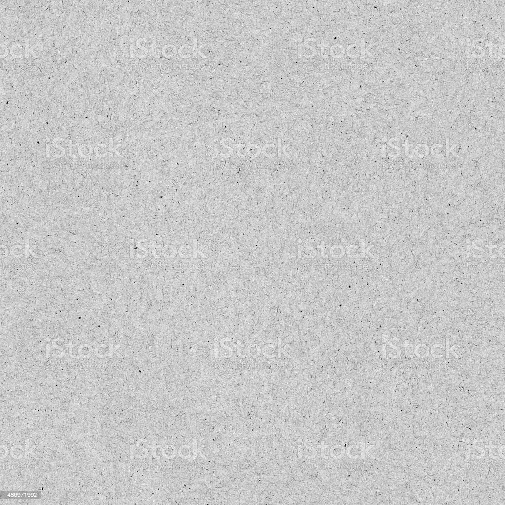 Seamless smooth polluted gray recycled handmade paper - concrete tile stock photo