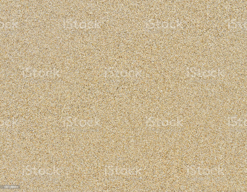 Seamless solid sand background stock photo