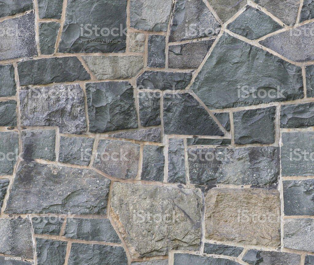 Seamless stone wall texture. royalty-free stock photo