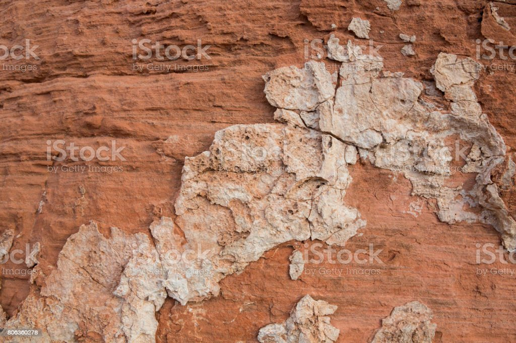 Seamless texture of stone or rock in grand canyond stock photo