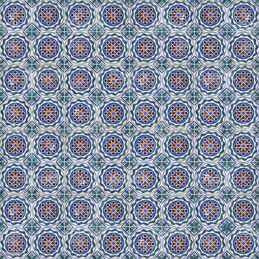 Seamless tile pattern royalty-free stock photo