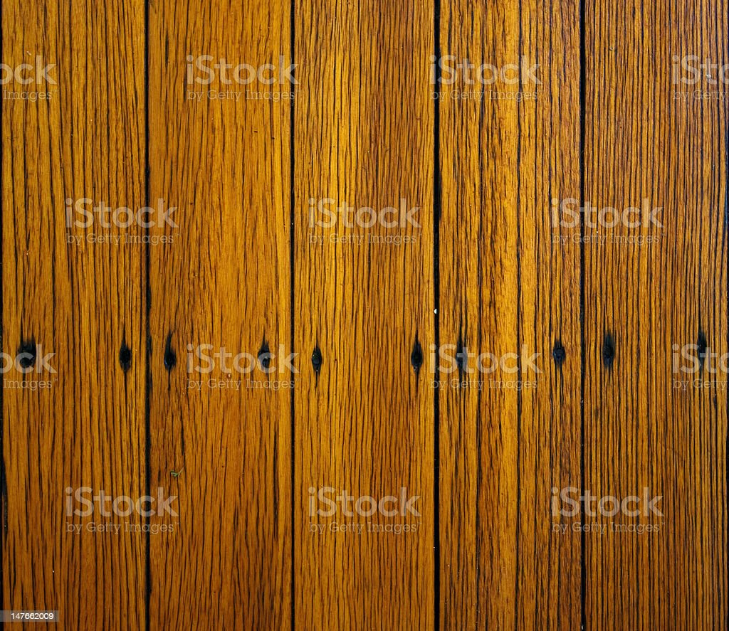 Seamless Timber Decking Texture (Crows Ash) stock photo