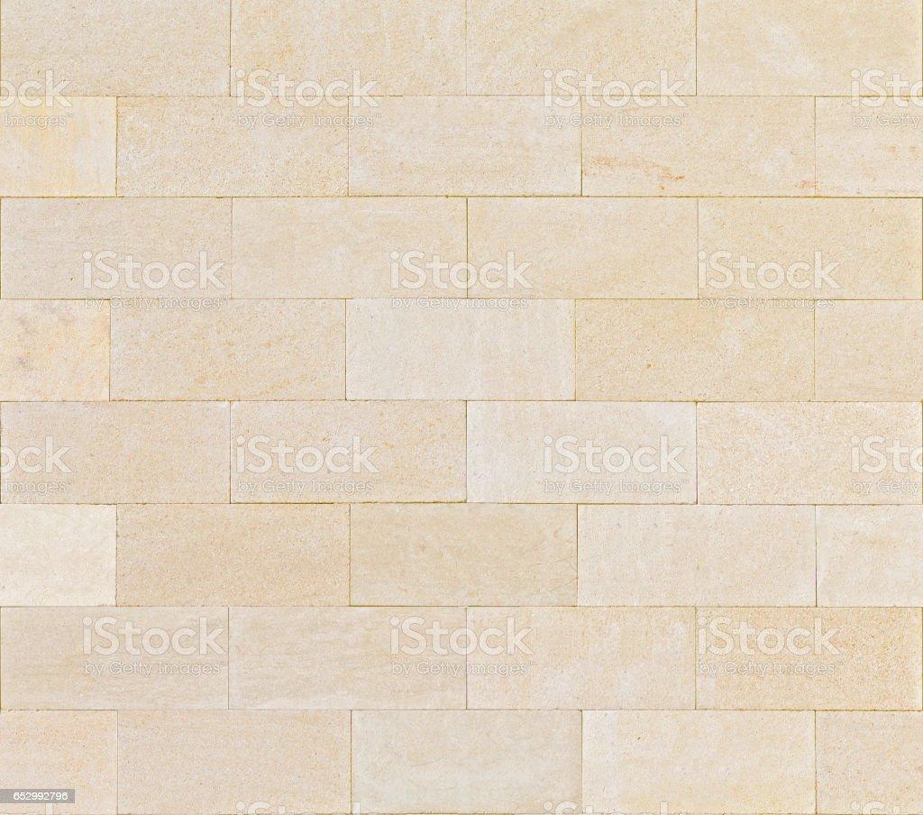 Seamless Travertine Stone Texture stock photo